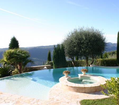 Construction piscine neuve & spa