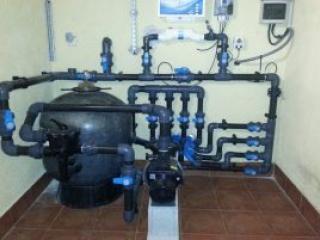 Hydraulicité rénovation de piscine