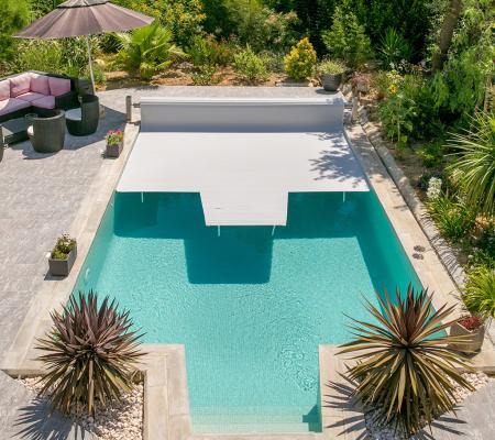 Couvertures & volets de piscine
