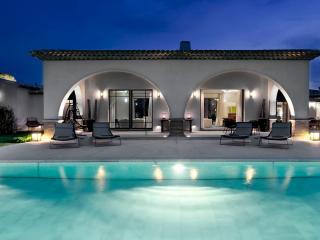 Eclairages LED piscine